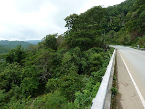 Photo: road Mae Sariang to Chiang Mai - lots of bridges on this part
