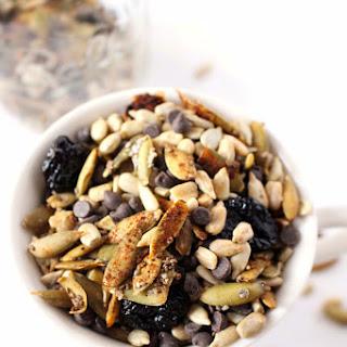 The Best 5-Ingredient Nut-Free Trail Mix.