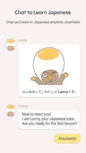 Download Eggbun: Chat to Learn Japanese APK Full   ApksFULL com