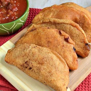 Cheese and Ham Empanadas #WeekdaySupper