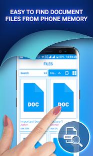 Docs reader: Read Docx Files