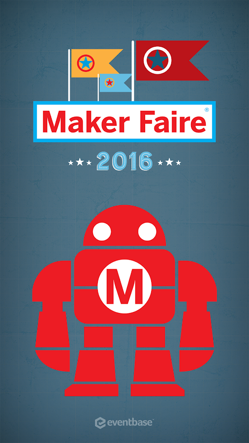 Maker Faire - The Official App- screenshot