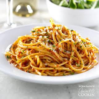 Sun-Dried Tomato Pesto.