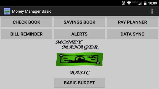 Money Manager Basic