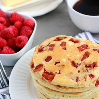 Father's Day Bacon Pancakes