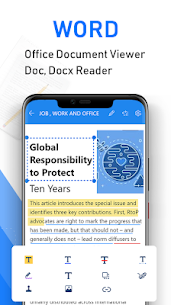Word Office – Word Docx, Word Viewer for Android 2