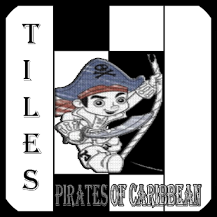 Piano Music Tiles of Pirates The Caribbean - náhled