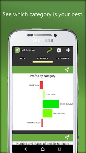 Bet Tracker  screenshots 4