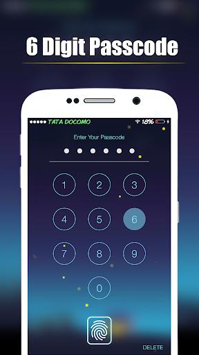 Fingerprint Lock Screen Prank 5.0 screenshots 6
