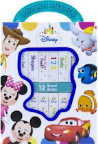 Disney My First Library Set - Set of 12
