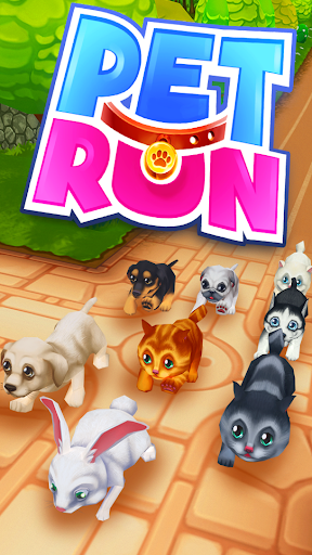 Pet Run - Puppy Dog Game  captures d'écran 2