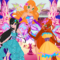 Winks Club Dress Up Dolls icon