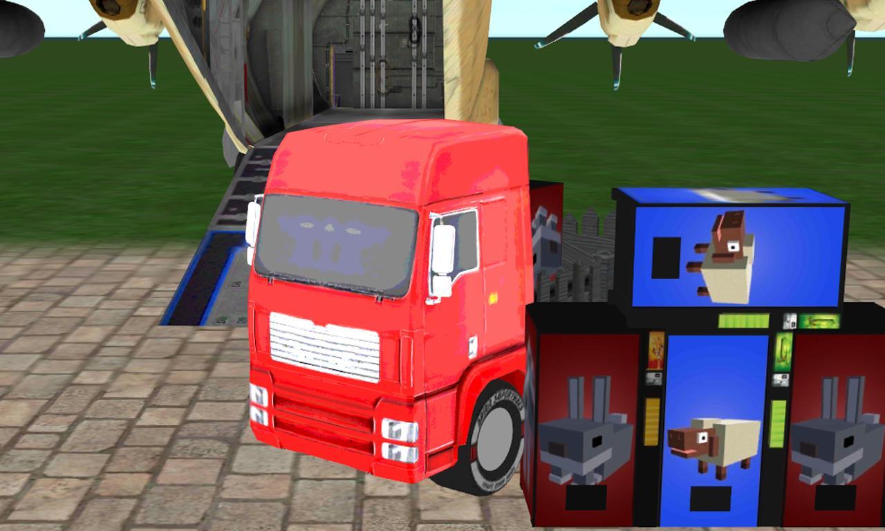 vending machine truck
