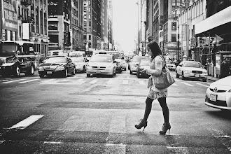 Photo: Crossing