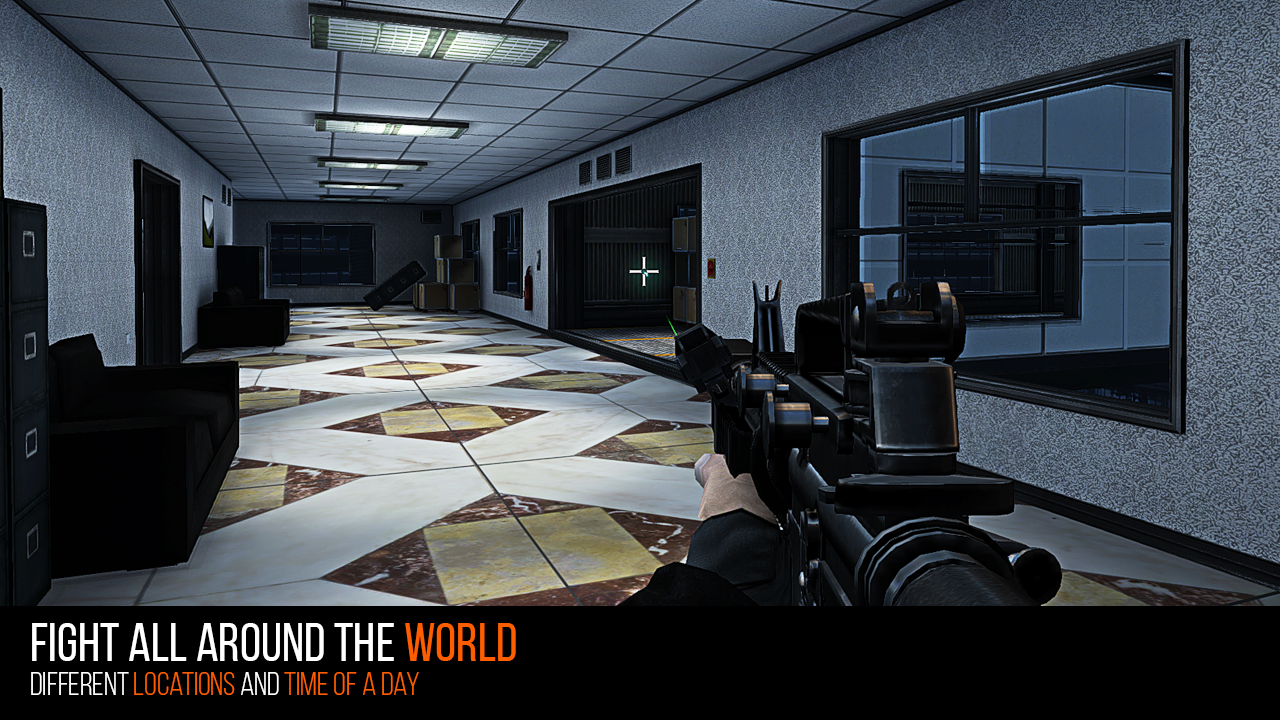 Modern Strike Online- screenshot
