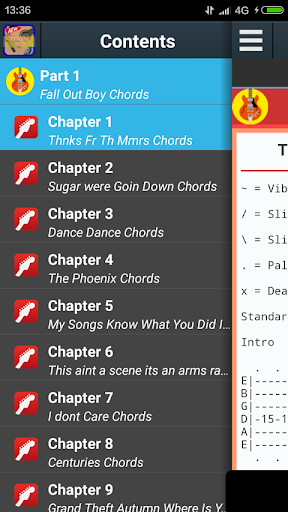 Fall Out Boy Chords Apk Download Apkpure