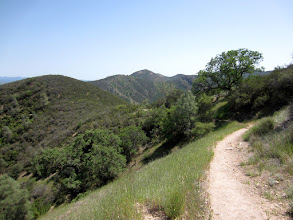 Photo: High Peaks Trail, April 29, 2012