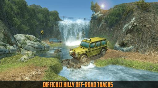 Off-Road Jeep Hill Climbing 4x4: Petualangan 3D 1.5 screenshots 9