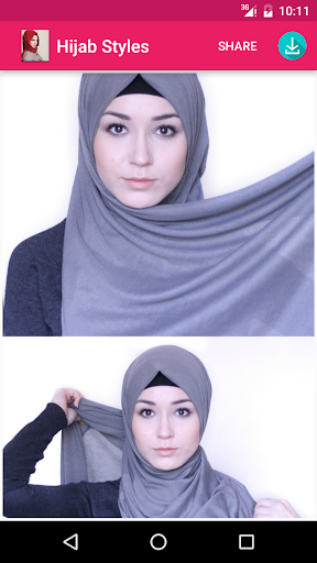 Hijab Fashion 2018 1.1 screenshots 4