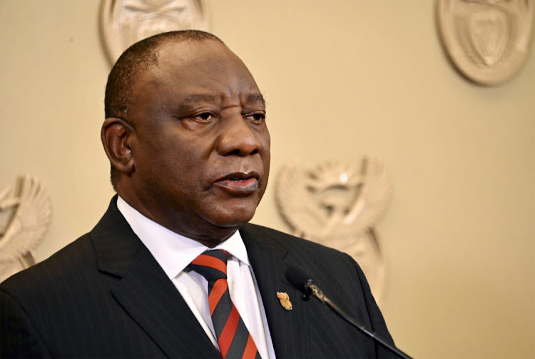 President Cyril Ramaphosa says Youth Day needs to serve as a reminder of the power that lies in the youth to create a better future for themselves. File photo.