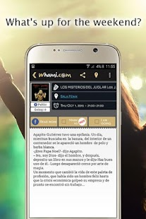 whami partyfinder & eventradar- screenshot thumbnail