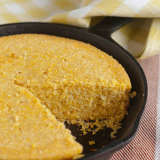 The Best Ever Southern Cornbread.