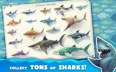 Hungry Shark World APK screenshot thumbnail 9