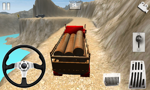 Truck-Speed-Driving-3D 2