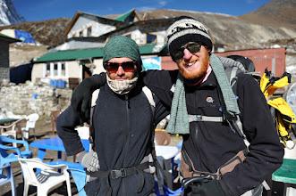 Photo: その2日後、ジョンとウォーリーと別れて一人で山を下りた。