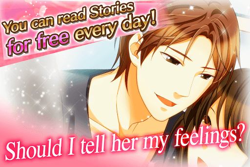 Secret In My Heart: Otome games dating sim 1.4.2 Mod screenshots 2