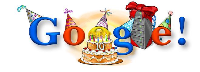 10 Jahre Google