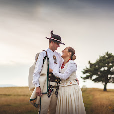 Wedding photographer Magdalena Sobieska (saveadream). Photo of 14.09.2018