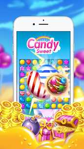 Candy Sweet Puzzle 3