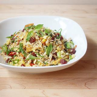Addictive, Veggie-Filled Fried Rice