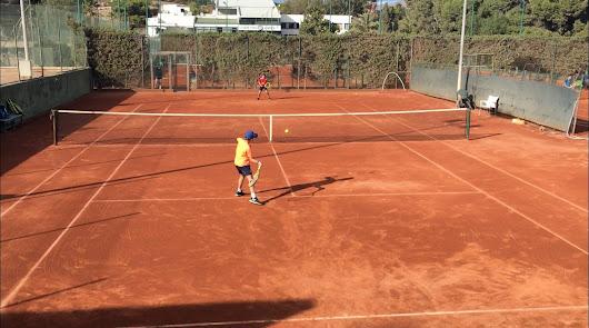 Segundo torneo de tenis 'Costa de Almería'