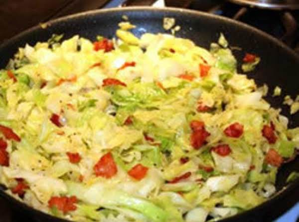 Lisa's Fried Cabbage Recipe