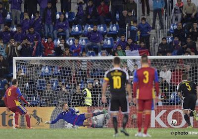 """Pas de clean-sheet pour Mignolet mais """"chaque fois sur penalty"""""""