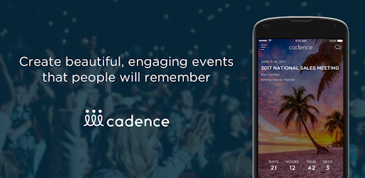 Cadence - App for Events - Apps on Google Play