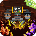 Happy Digging: Idle Miner Tycoon icon
