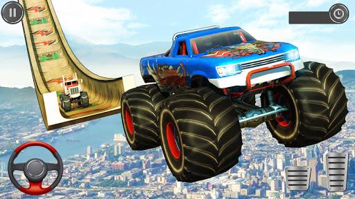 Download Monster Truck Mega Ramp Stunts Tracks Free For Android Monster Truck Mega Ramp Stunts Tracks Apk Download Steprimo Com