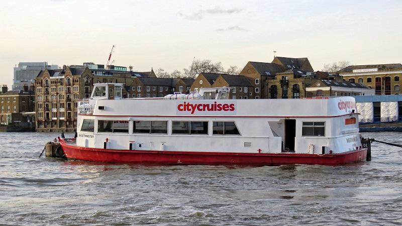 倫敦旅遊必玩─泰晤士河遊船