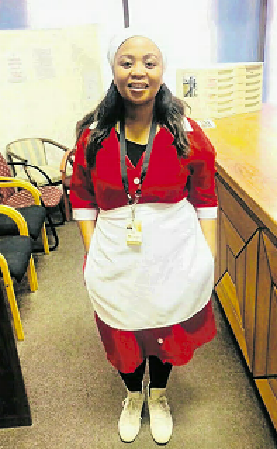 The EFF's former councillor in Nelson Mandela Bay, Yoliswa Yako, has been sworn in as an MP in the National Assembly.
