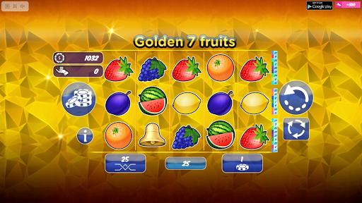 Golden7Fruits Slot Games Free