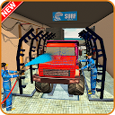 Real Truck Wash Simulator - Truck Parking Game APK