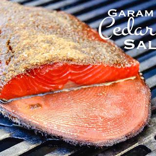 Garam Masala Salmon Recipes