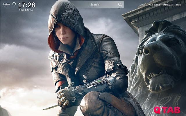 Assassins Creed Wallpapers Fullhd New Tab