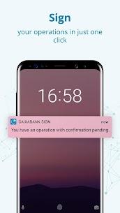 CaixaBank Sign – Digital Coordinate Card 5