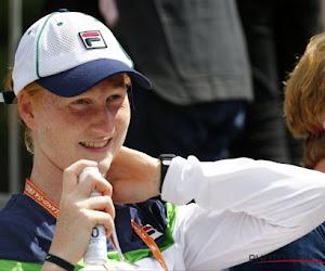 Strijdvaardige Van Uytvanck snoept nummer 10 van de wereld een set af, maar moet Roland Garros met opgeheven hoofd verlaten