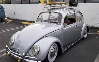 Volksvagen Beetle Rent California