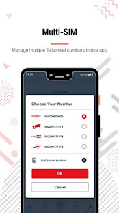 App MyTelkomsel – Check Balance, Quota & Data Packages APK for Windows Phone